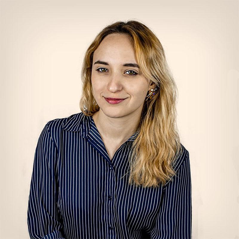 Eileen Arizpe. Diseñadora