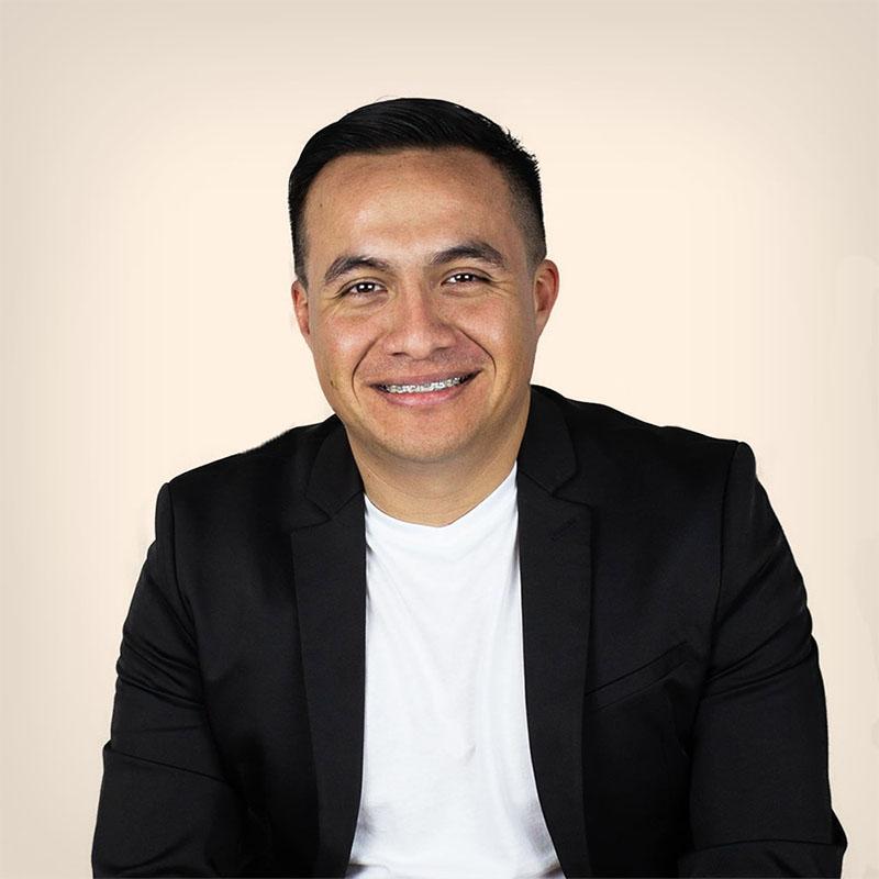 Alfredo Pedraza. Desarrollador Gráfico