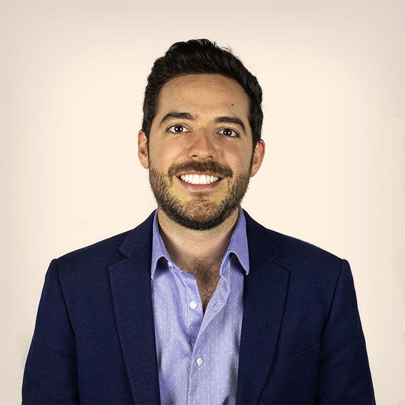 Oscar Ramírez. Cofundador & CMO