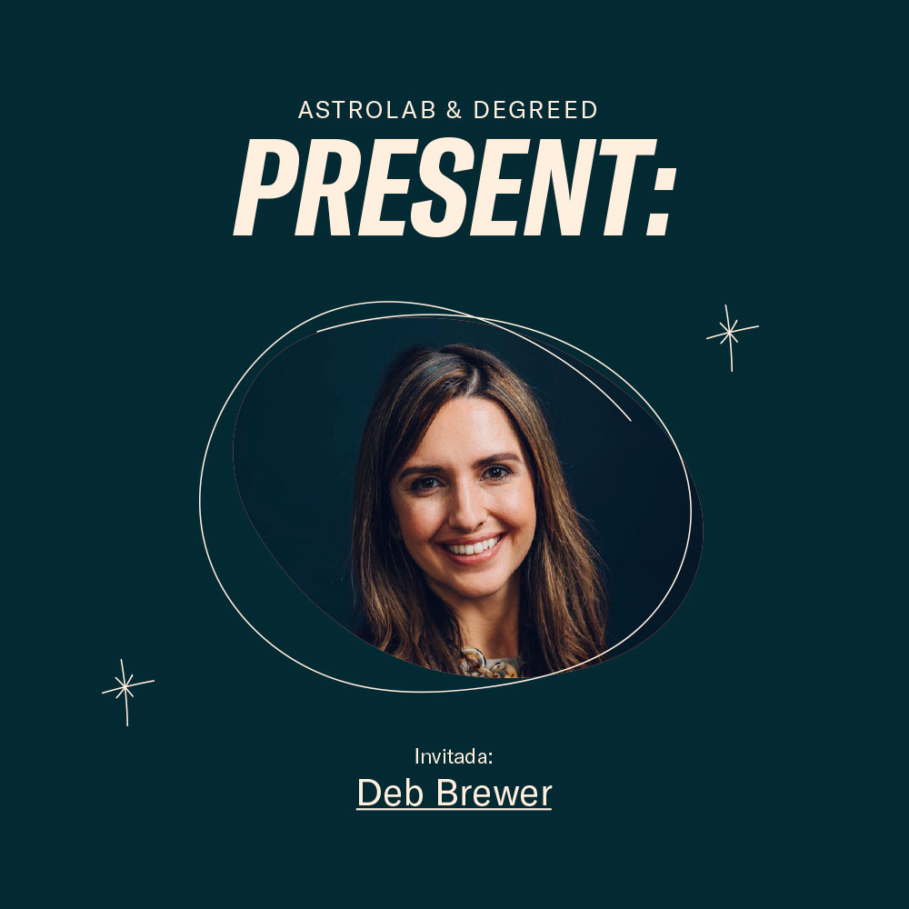 Astrolab: LIVE con Deb Brewer — Lifelong Learning