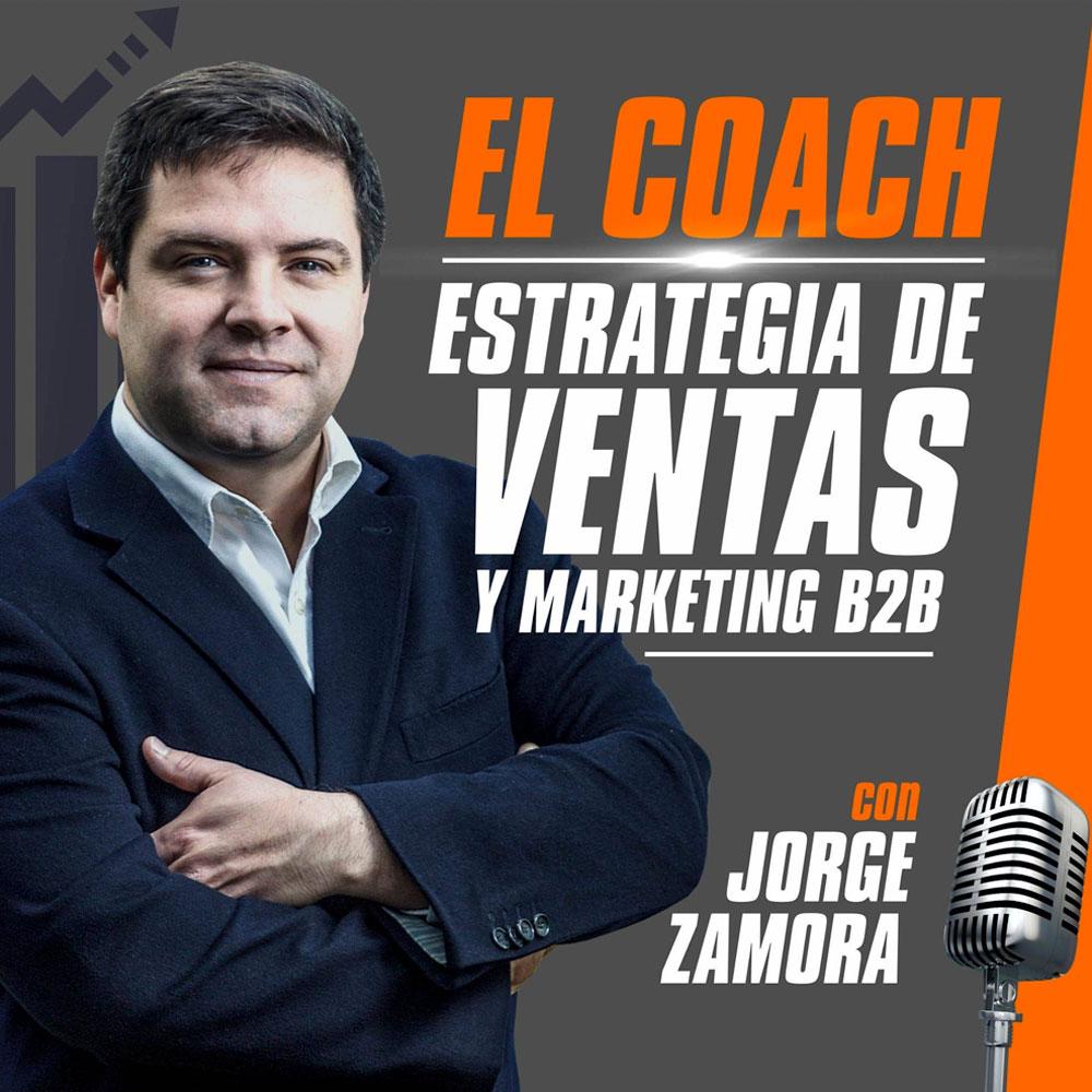 Astrolab: El Coach Jorge Zamora: Andrés Oliveros — Storytellling para gerentes de ventas