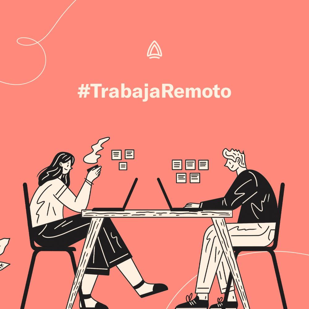 Astrolab: Experiencia #TrabajaRemoto